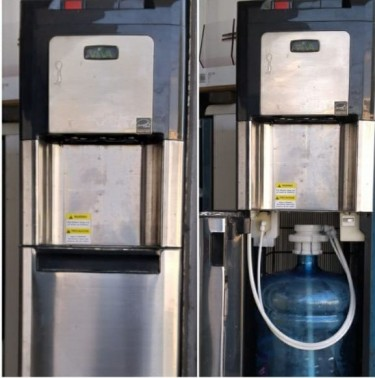 Stainless Water Cooler