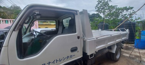 2004 Isuzu Tipper Truck Just Imported For Sale 3 T