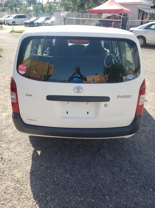 Toyota Probox Newly Imported Excellent 2014