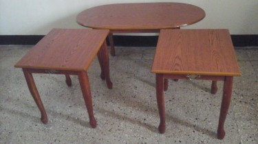 Used Coffee Table Set
