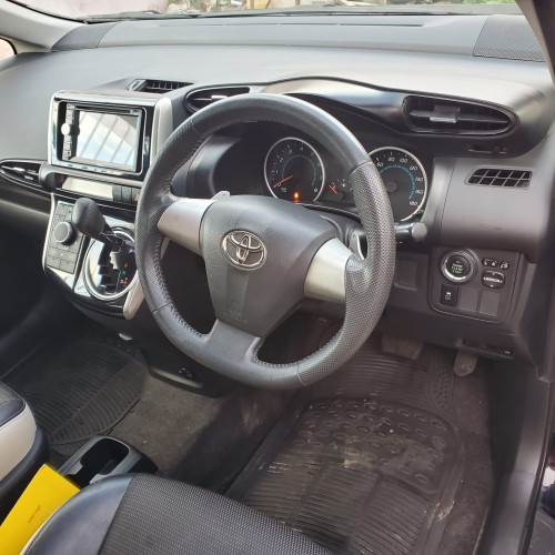 2012 Toyota  Wish S Package For Sale Fully Loaded