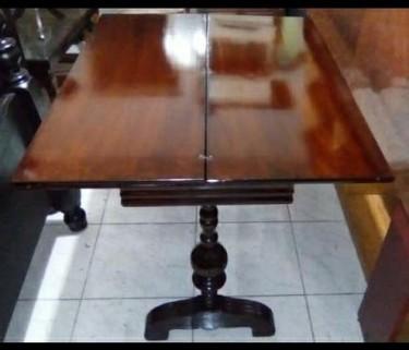 Antique Drop Leaf Coffee Table