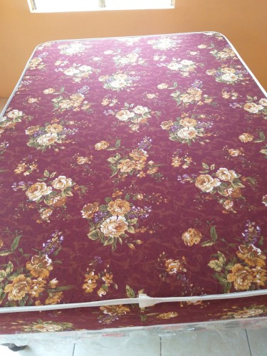 Double Bed/ Full Size Mattress And Base