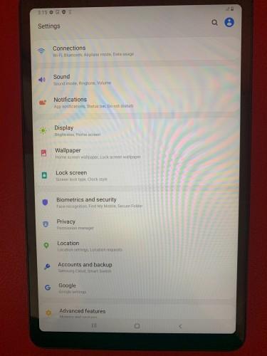 2020 Samsung Galaxy Tab A 8.4