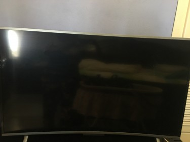 Black Star 65 Inch Television