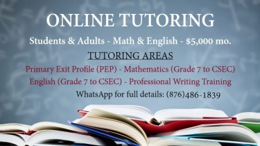 Children And Adults Tutoring