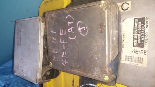 Toyota 4e Turbo 4efe Computer Brain/ecu Cheap