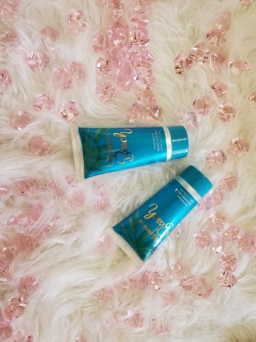 Victoria Secret Body Spray And Lotion