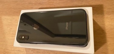 IPhone X | 256GB | Black |Mint Condition