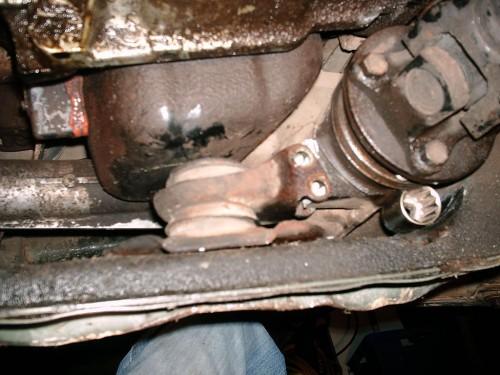 99-05 Suzuki Grand Vitara Front Diff Conversion
