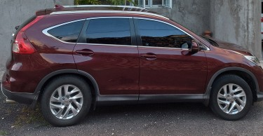 2016 Honda Crv For Sale