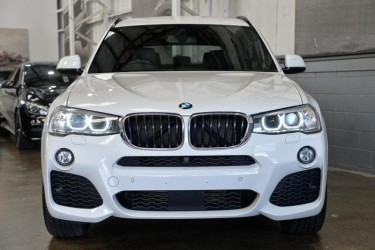 USED 2017 BMW X3 XDrive20d