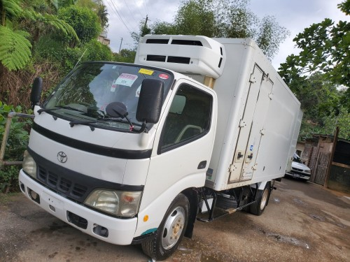 2004 Toyota  Dyna Double Freezer Truck Just Import