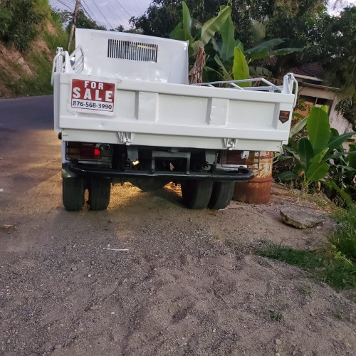2004 Isuzu 3 Ton Dump Truck Just Imported For Sale