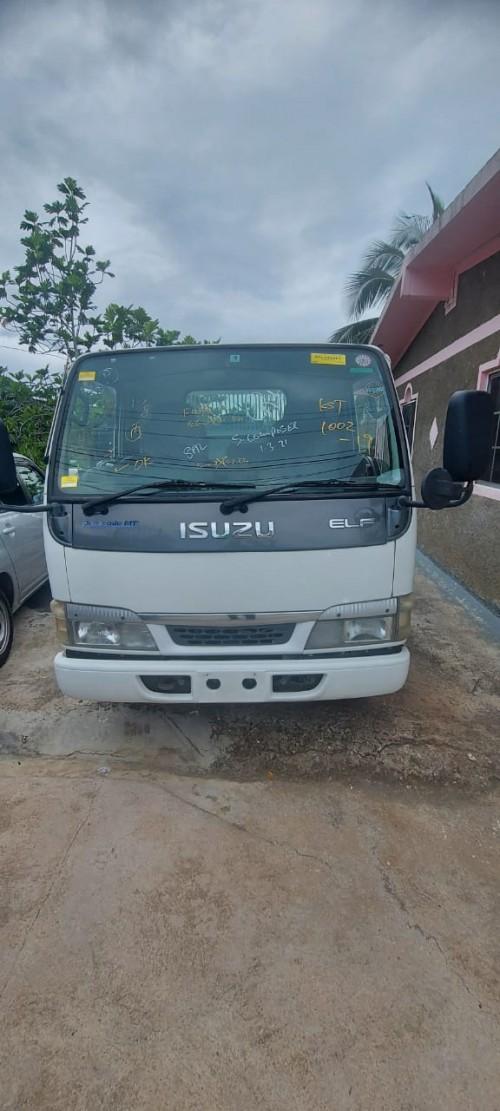 2004 Isuzu 3 Ton Dump Truck Just Imported For Sale