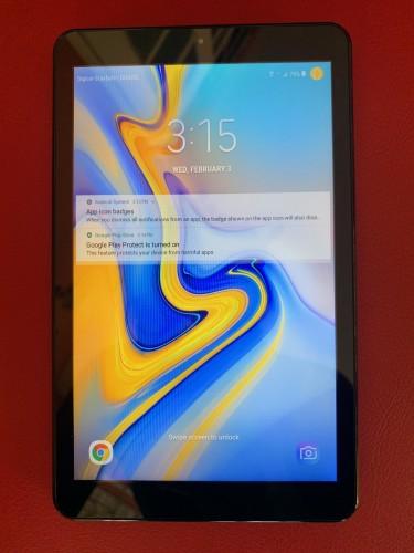 """Mint 2018 4G LTE Sim Unlocked + Wi-Fi, 8"""" Samsung"""
