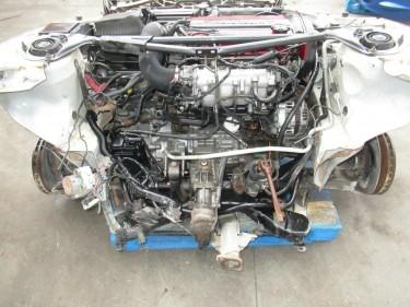 Mitsubishi Lancer Evo 8 Engine 6 Speed 4G63 Turbo