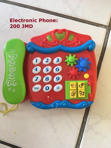 Miscellaneous Toys Sale: Price Listed On Image