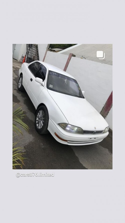 Toyota Camry 1991 Good Condition Ac Winter Col295k