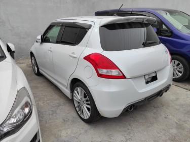 2015 Suzuki Swift Sport