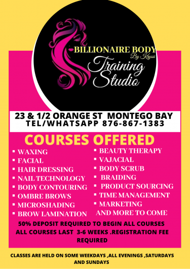 Beauty Therapy Courses In Waxing,facial,lash,etc