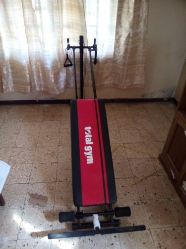 Total Gym Excercise Machine