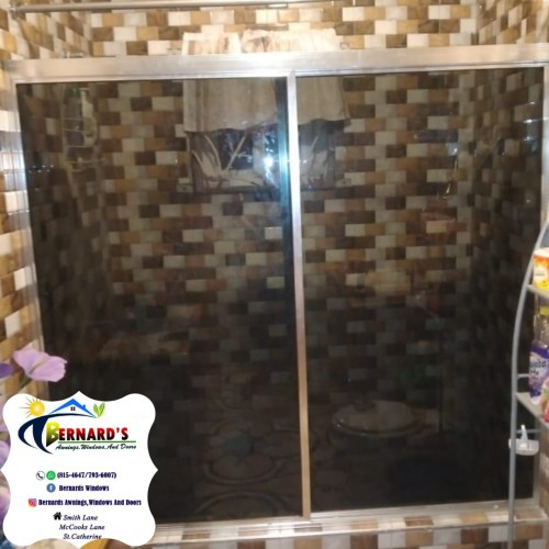 Awnings, Windows, Doors, Shower Enclosure