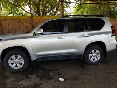 2020 Toyota Landcruiser Prado