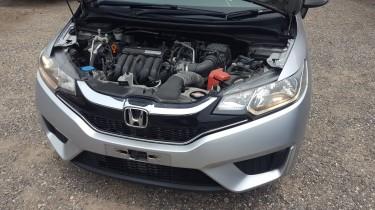 2015 Honda Fit Fully Loaded