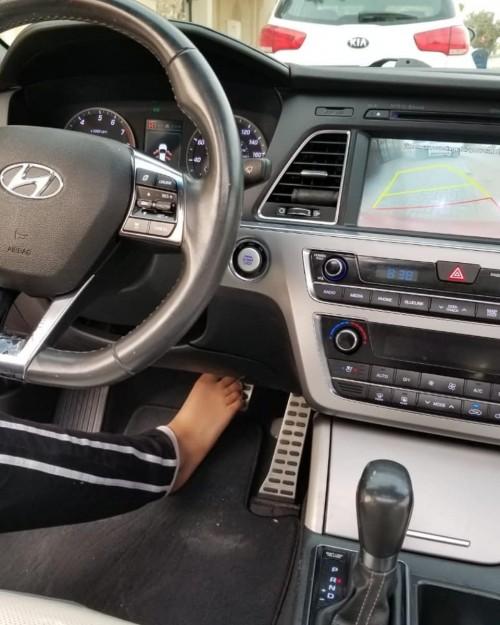 Hyundai Sonata Sport Model-2015
