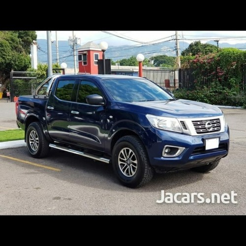 Nissan 2019 Pick Up Driving Everything Solidrl Rim