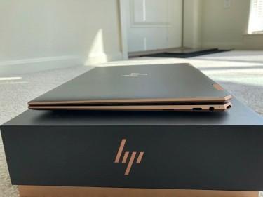 HP Spectre X360 2020, I7-1165G7, 16 GB RAM 1 TB