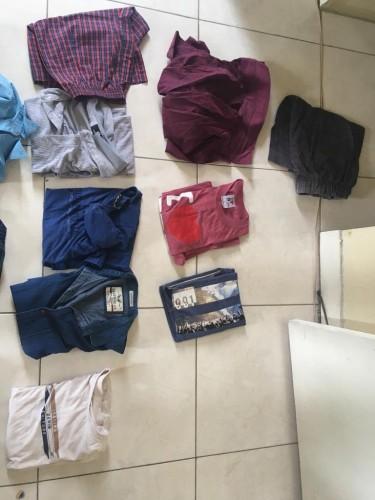 Unused Men's Cloth For Sale