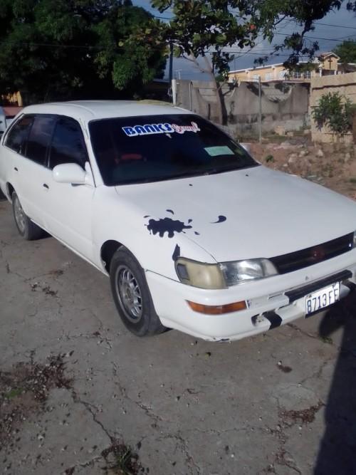 1995 Police Shape Wagon