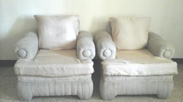 Used 3 Piece Sofa Set