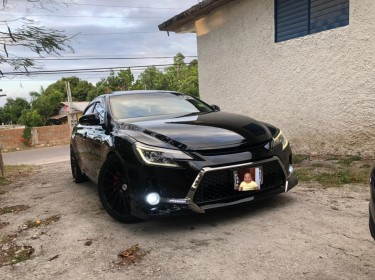 Toyota Mark X Gs 350