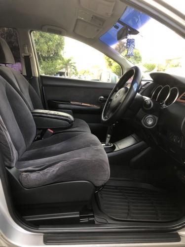 2007 Nissan Tiida Sport