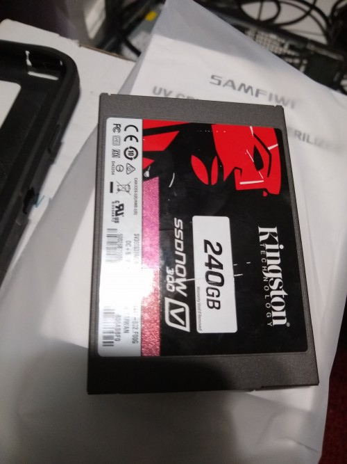 Kingston 240gb SSD