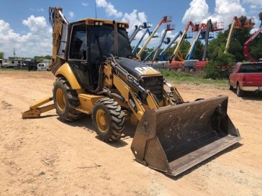 2000 Cat Backhoe