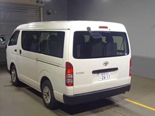 Toyota Have Van 2015