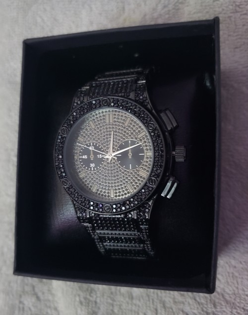BRAND NEW CHARLES RAYMOND  WATCH