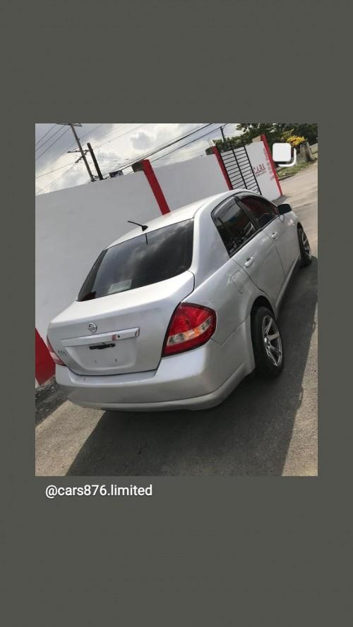 2010 Nissan Tida Clean No Scrape Ac Fan Rims 700k