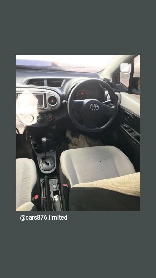 Toyota Vitz Automatic Right Hand Nice Rim New Tire
