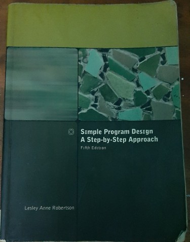 Simple Program Design A Step-by-Step Approach