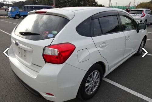 2016 Subaru