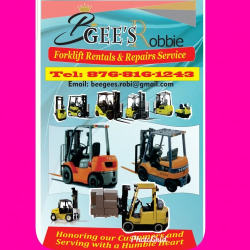 Forklift Rental & Repairs Services