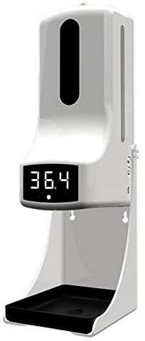 New K9 Pro Automatic Soap Dispenser + Thermometer