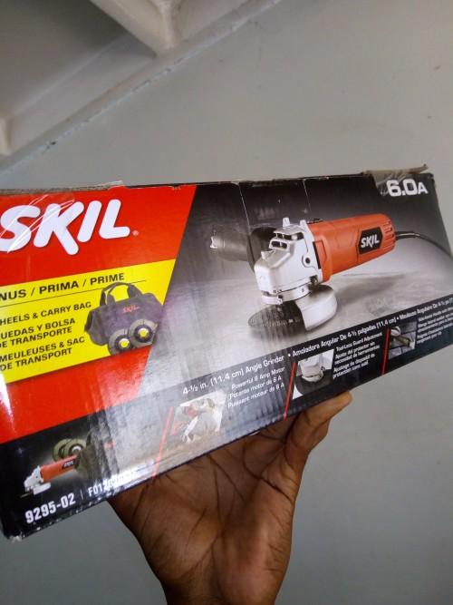 Generator, Circular Saw, Angle Grinder, Socket Set
