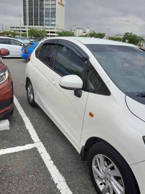 2015 Honda Fit A1 Condition