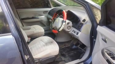 Mitsubishi Grandis 2005 7 Seater